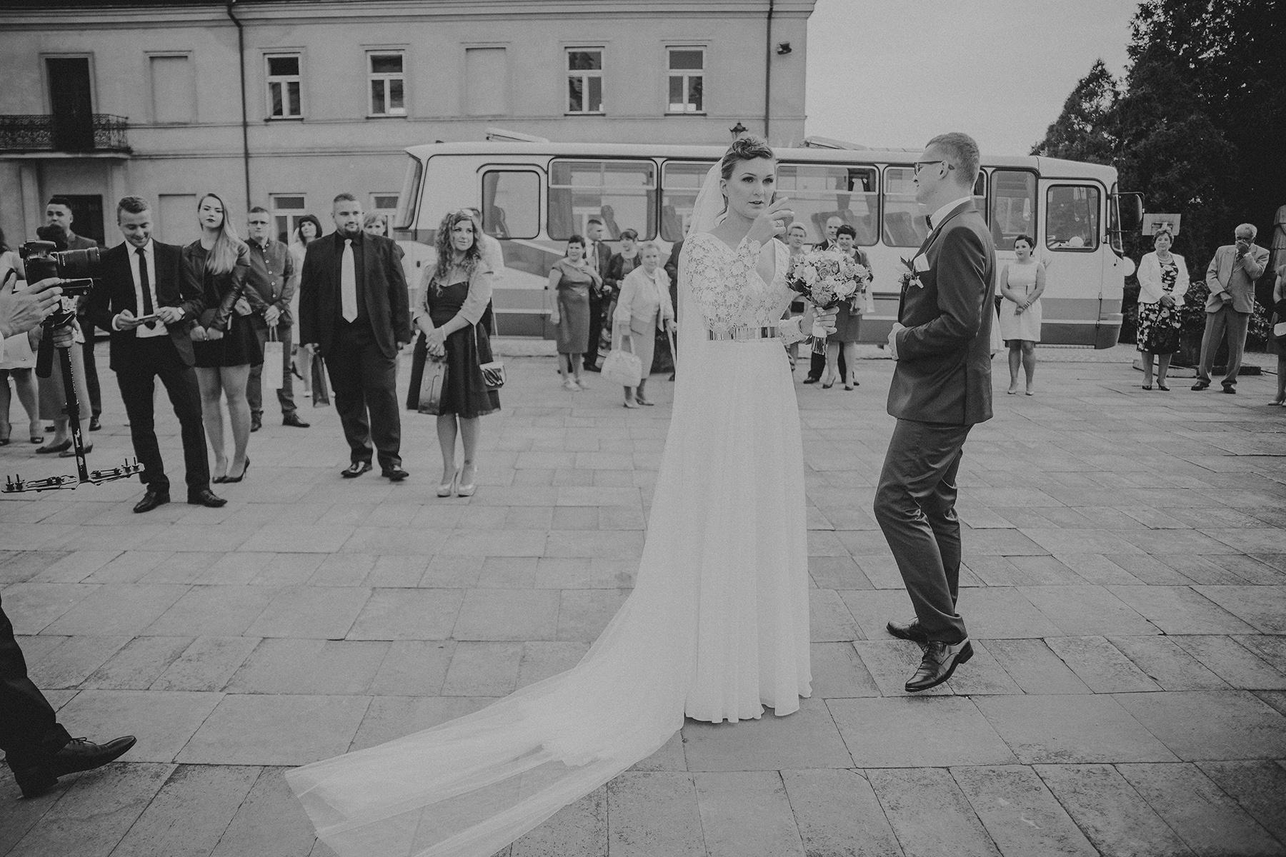 modern wedding poland chełm