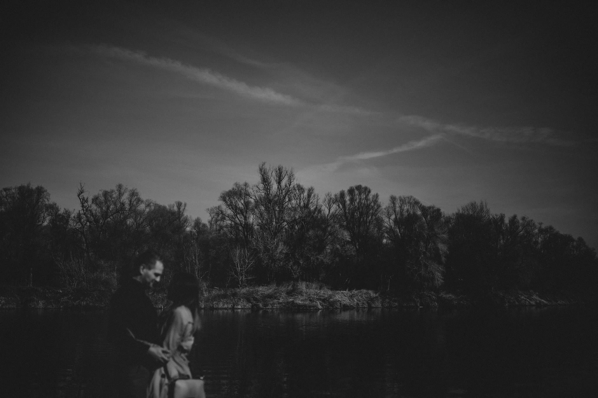 love next to the river poland