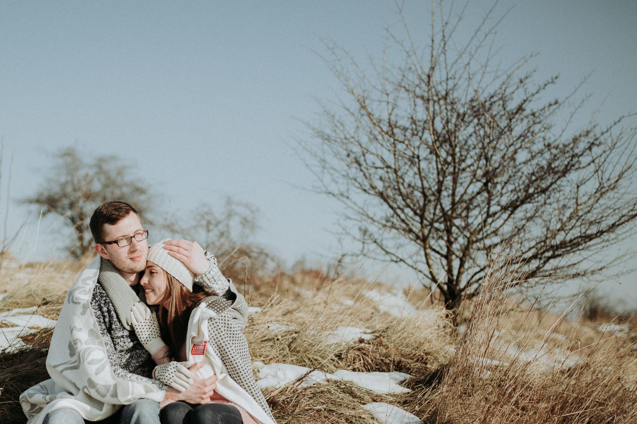 Engagement session story poland