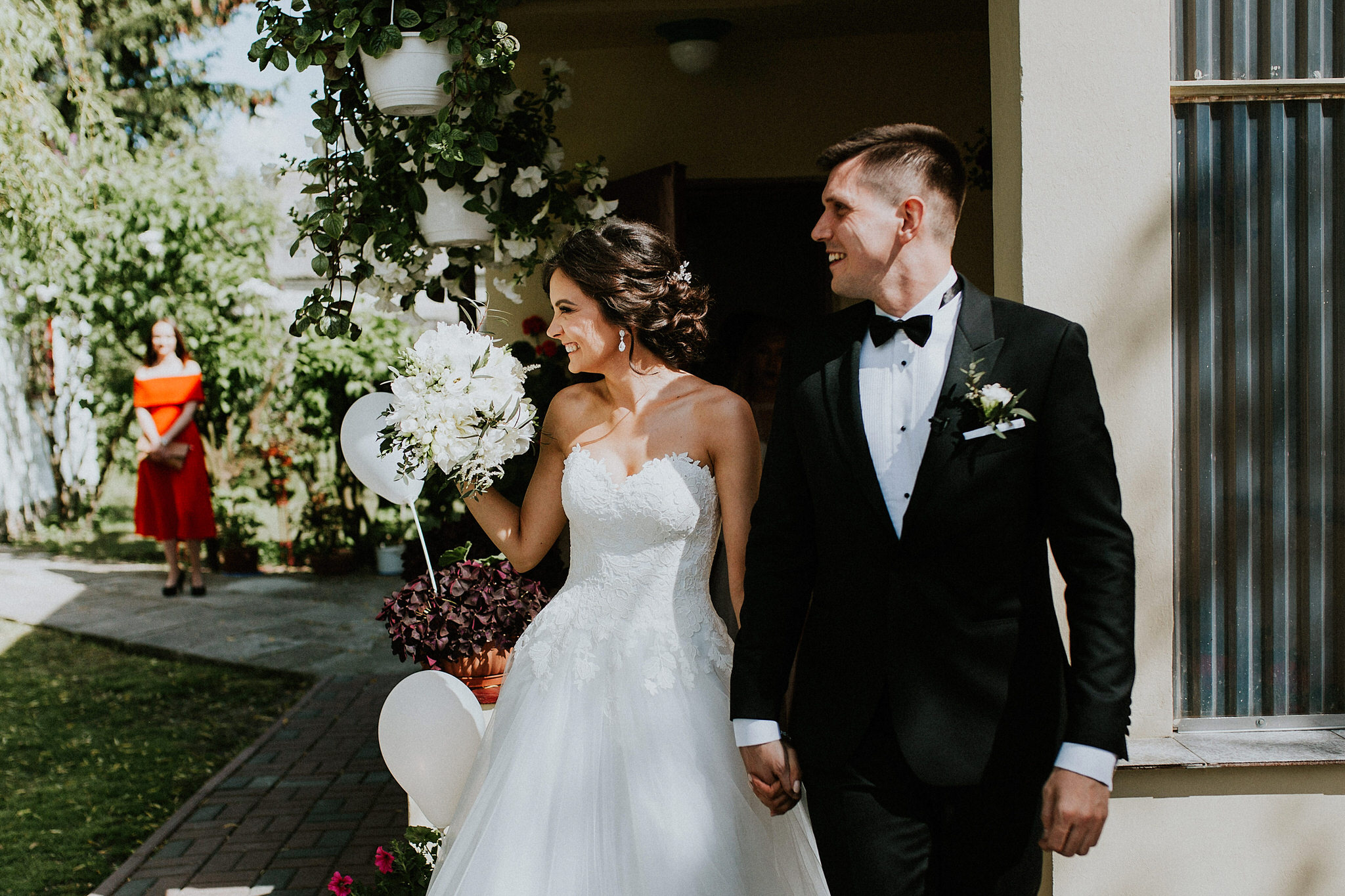 sandra i marcin wesele