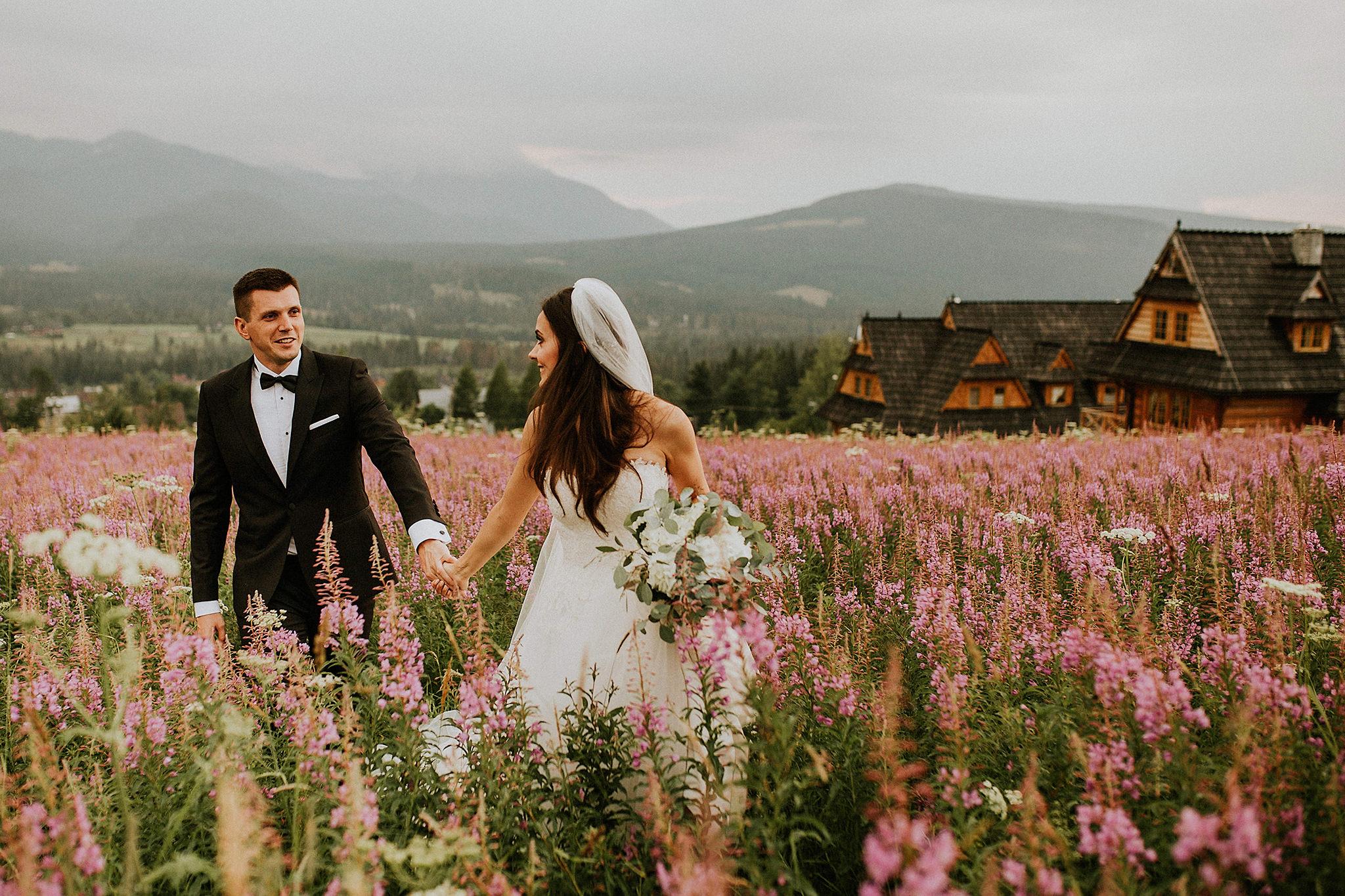 sesja poślubna tatry