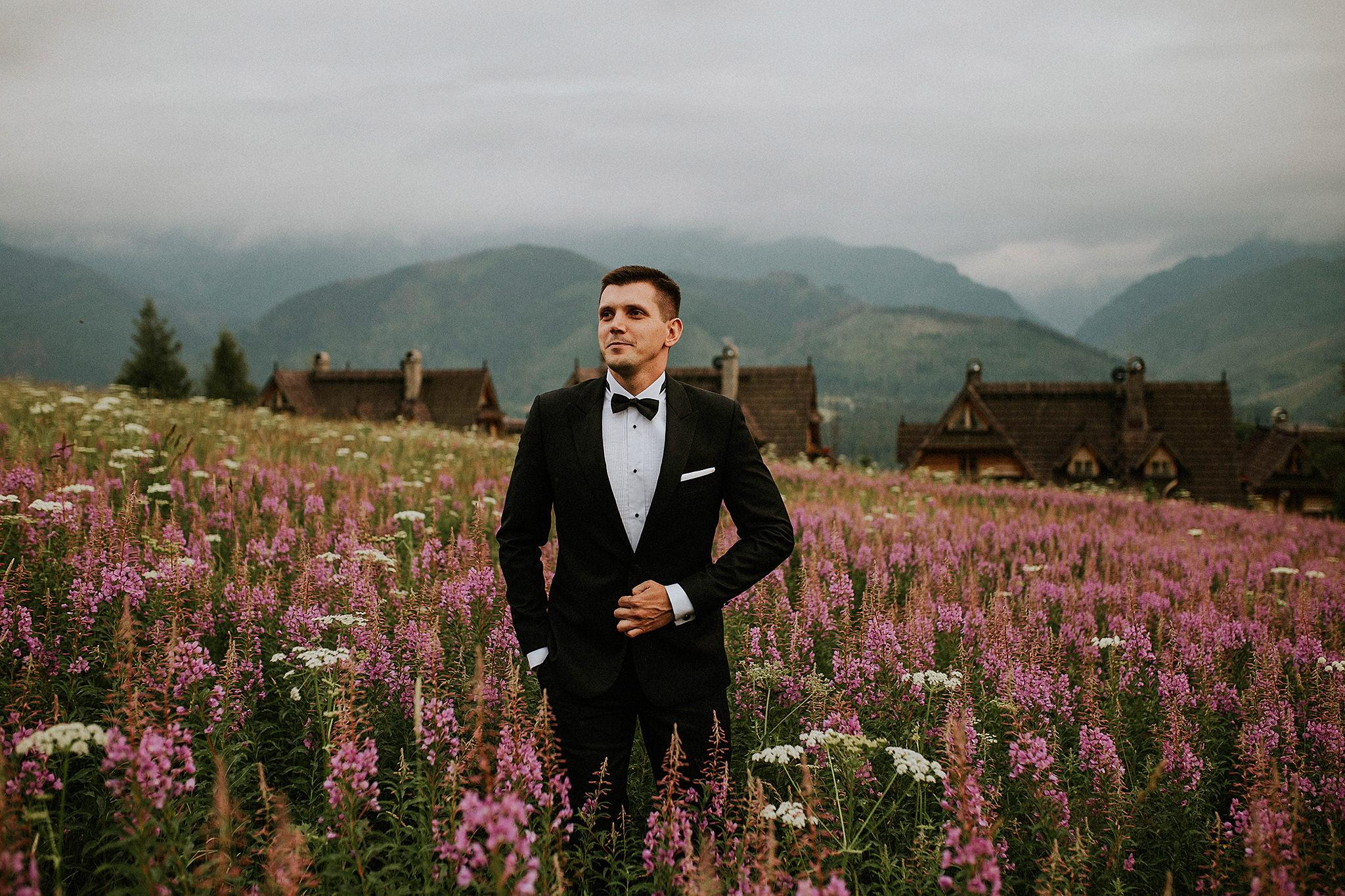 sesja w polskich górach