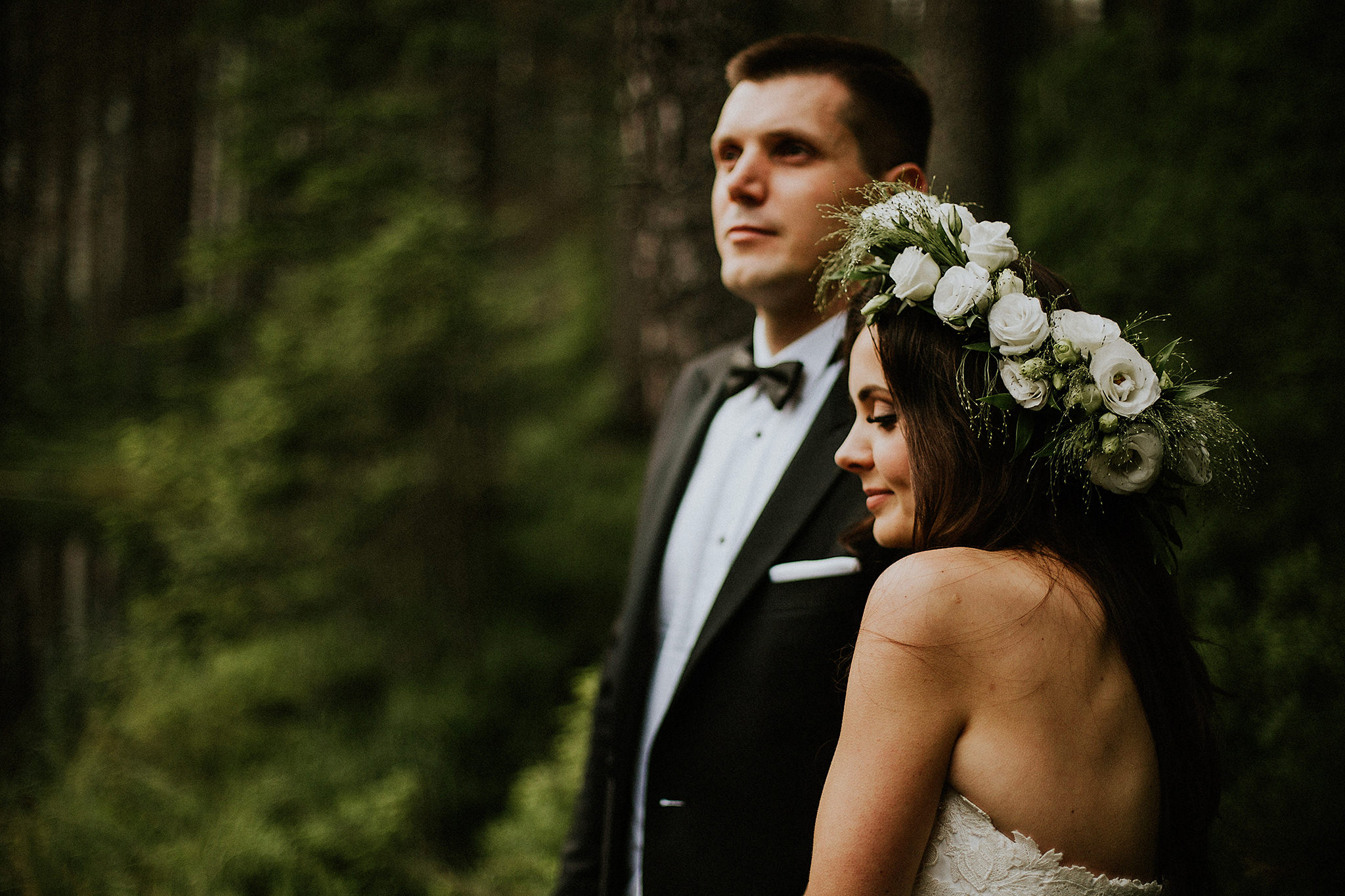 wedding photographer mountains poland