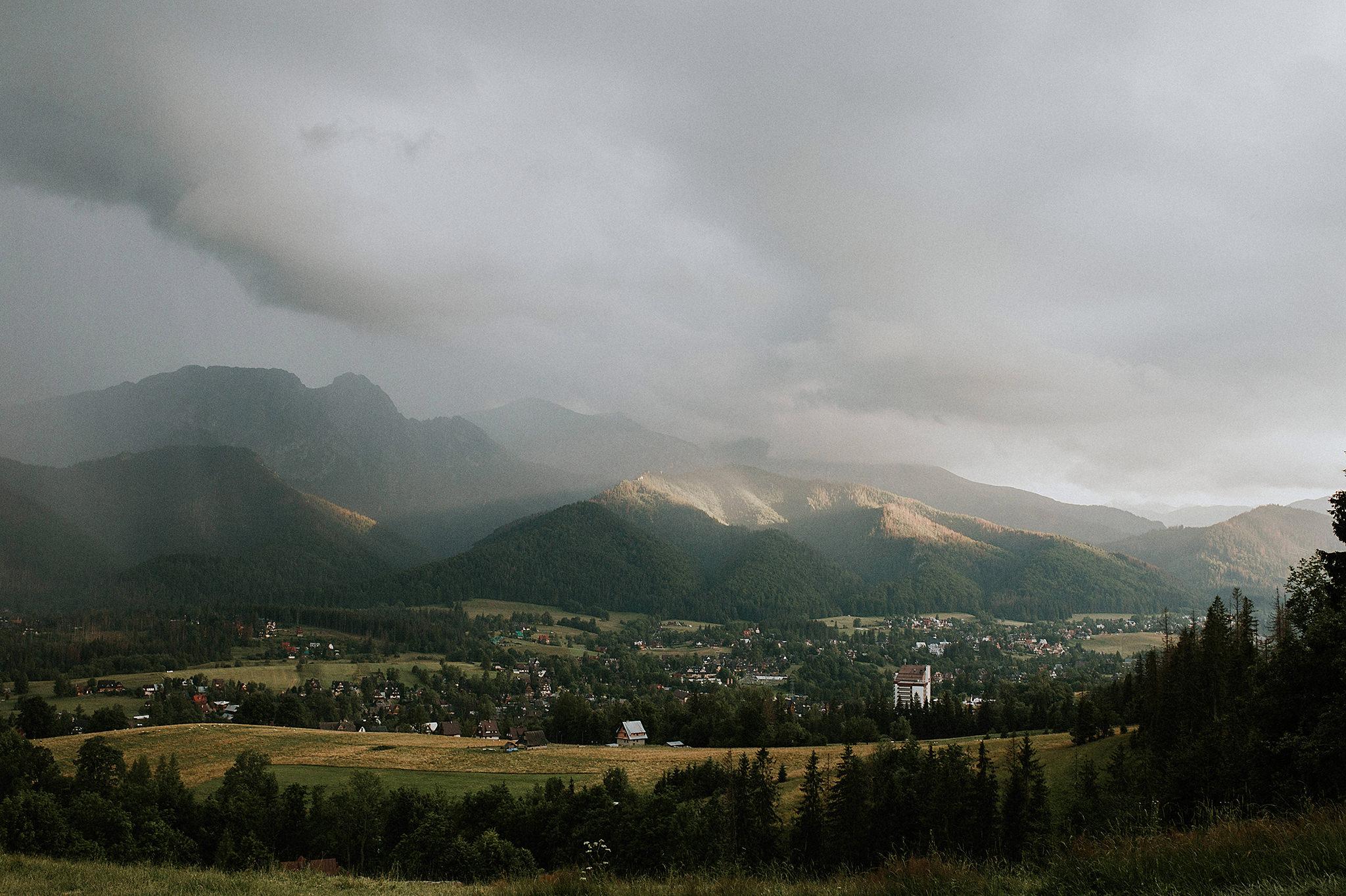 fotograf wesele tatry zakopane