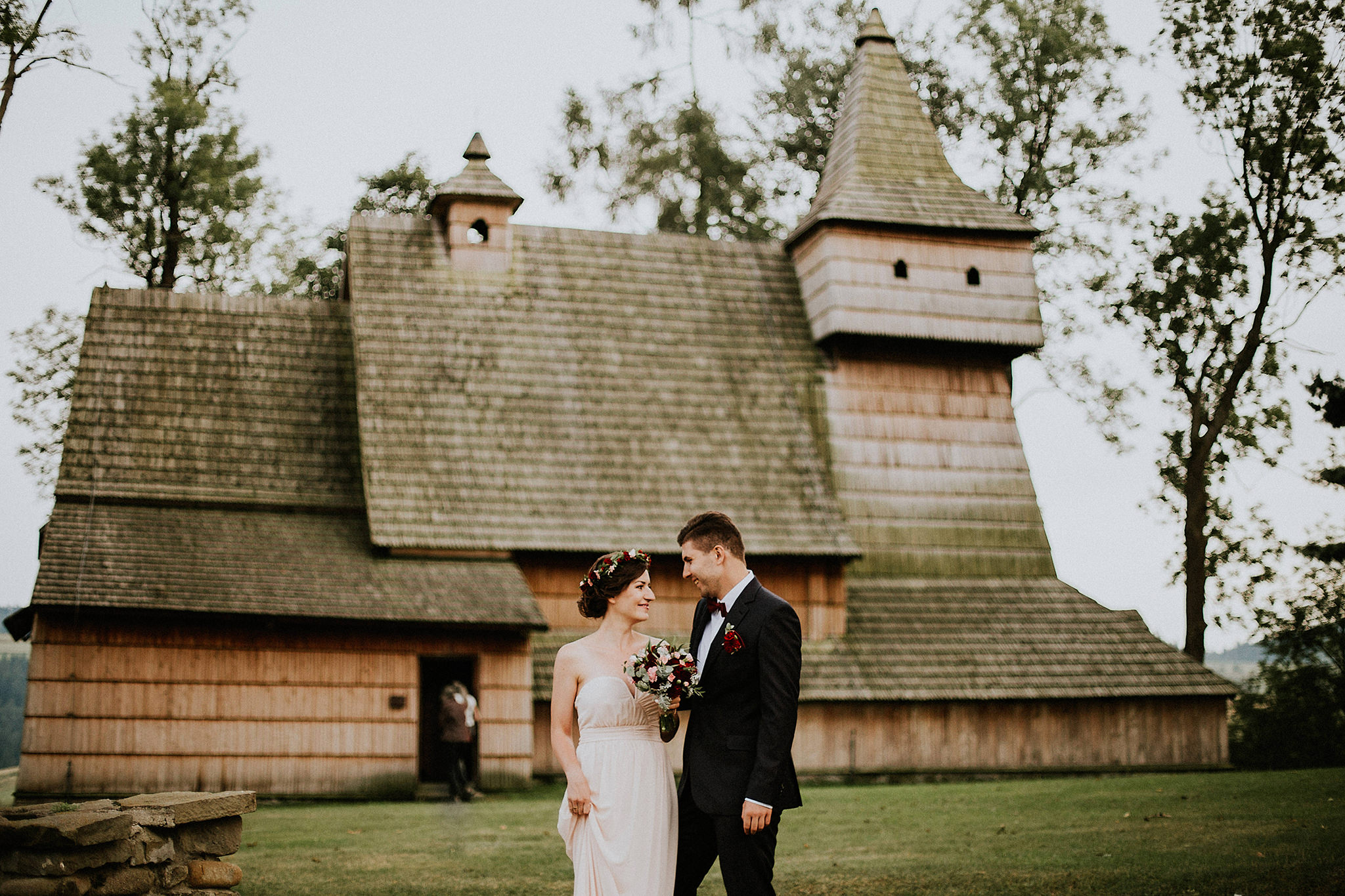 wedding poland
