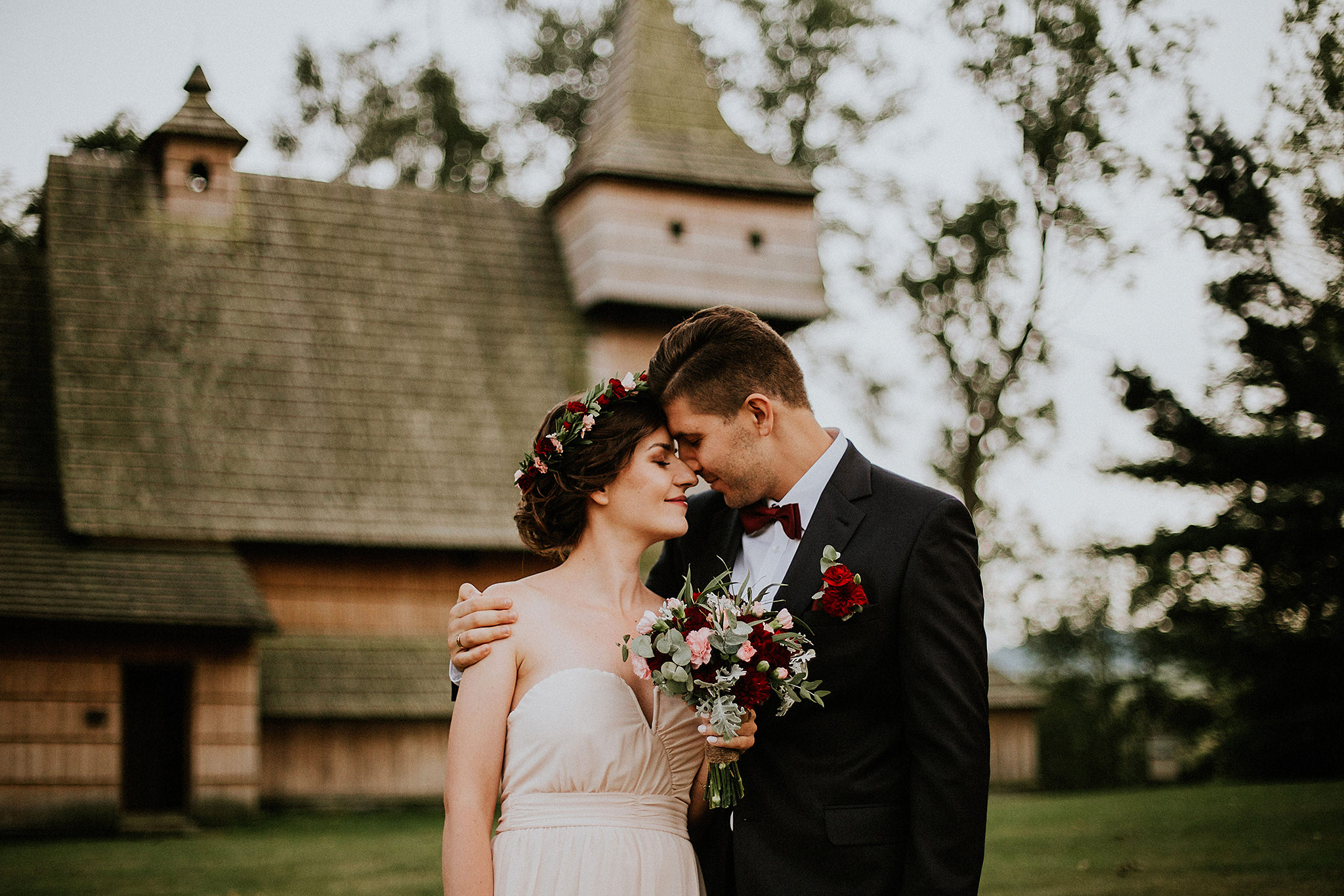 wedding pieniny poland