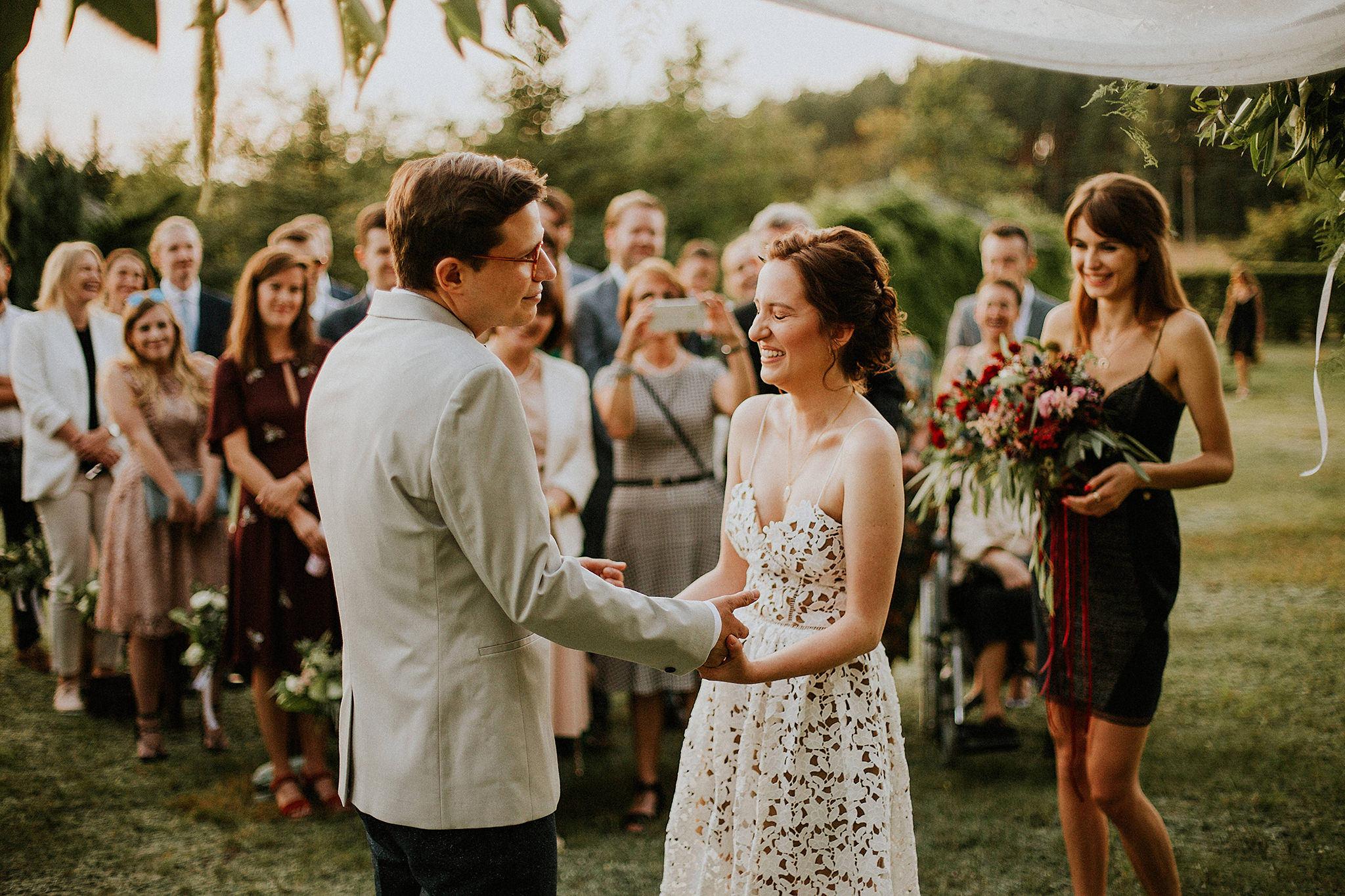 plenerowe wesele uroczysko zaborek