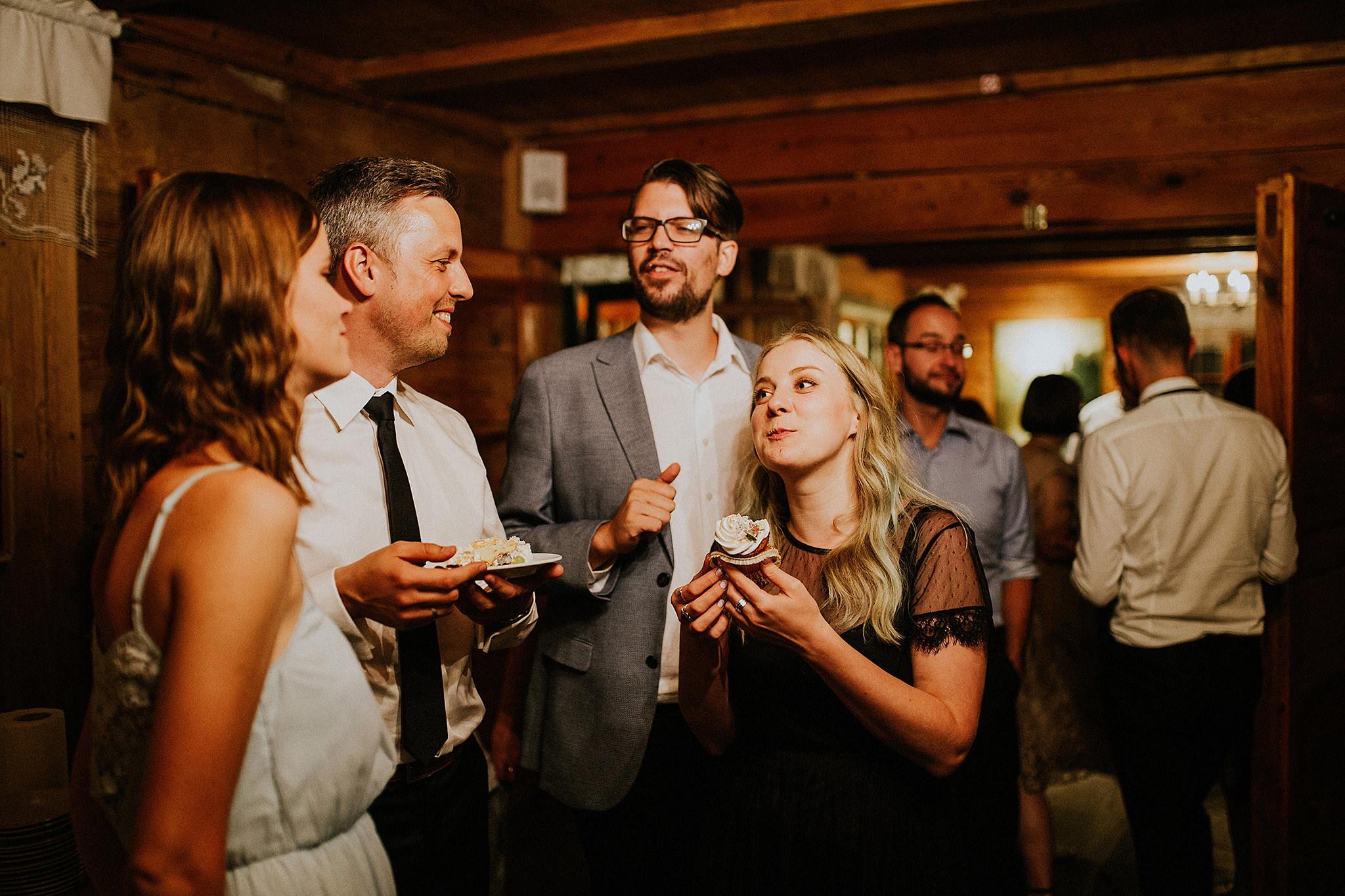 rustykalne wesele uroczysko zaborek