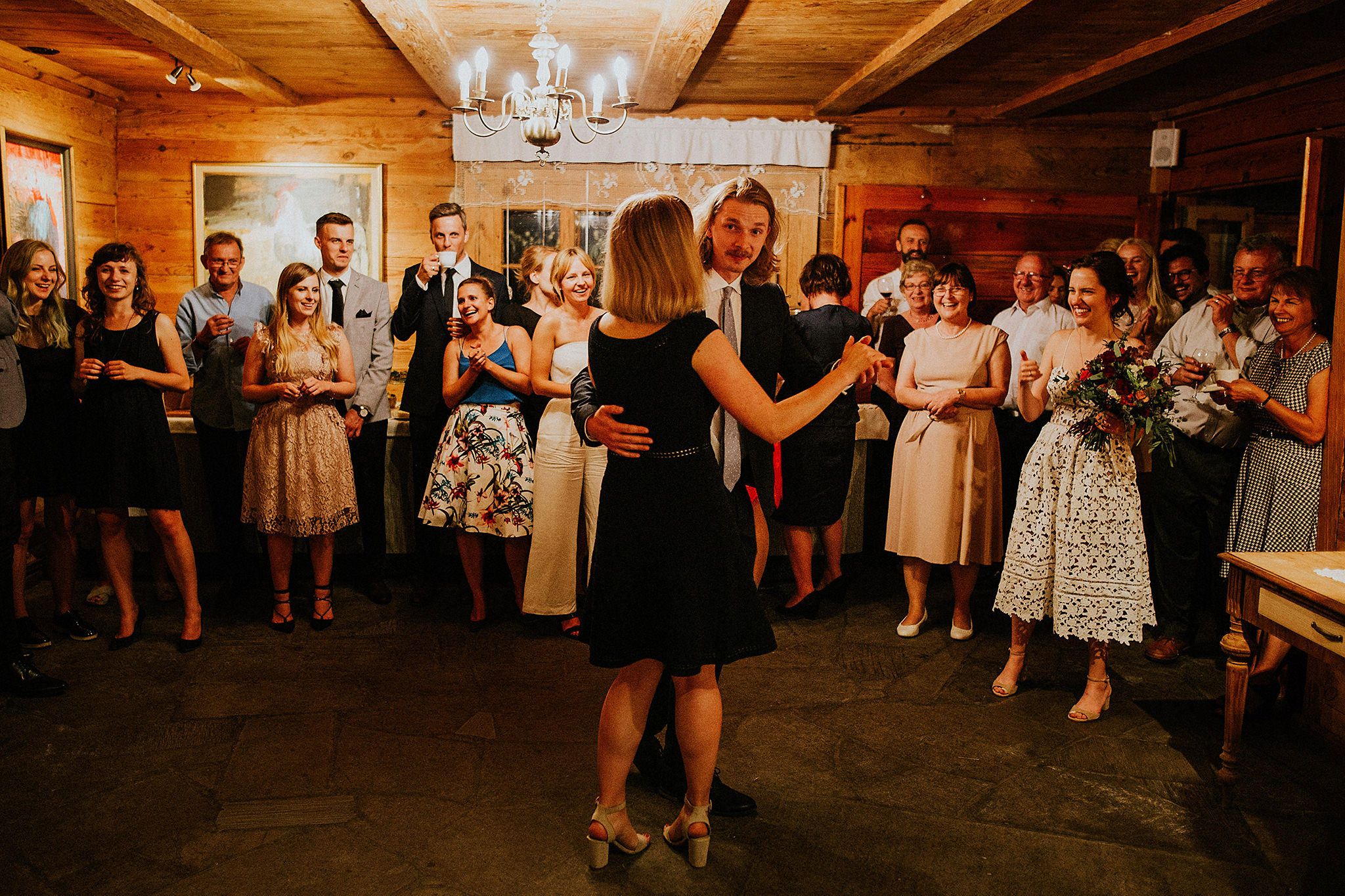 rustic wedding photographer poland
