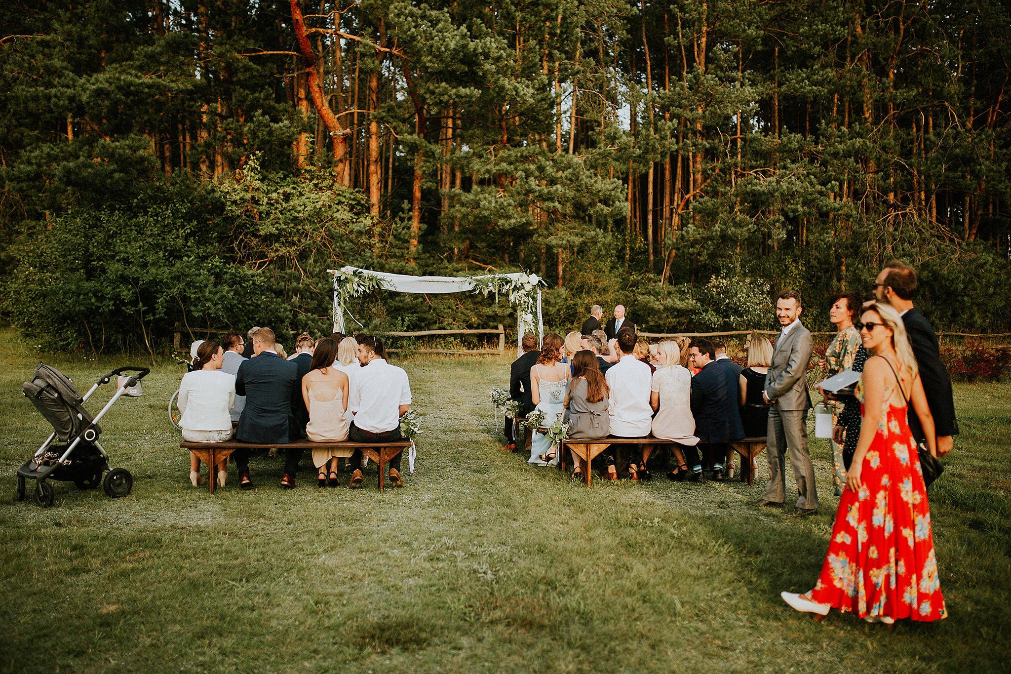 uroczysko zaborek obiad rodzinny