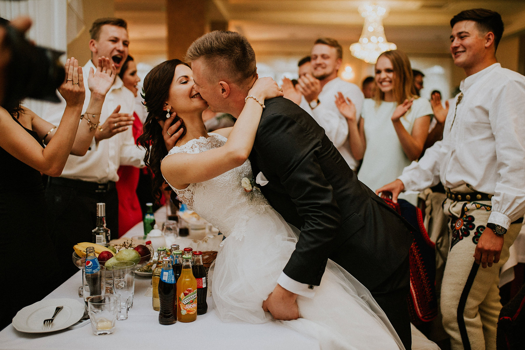 Polish Highlanders Wedding at Perła Pienin
