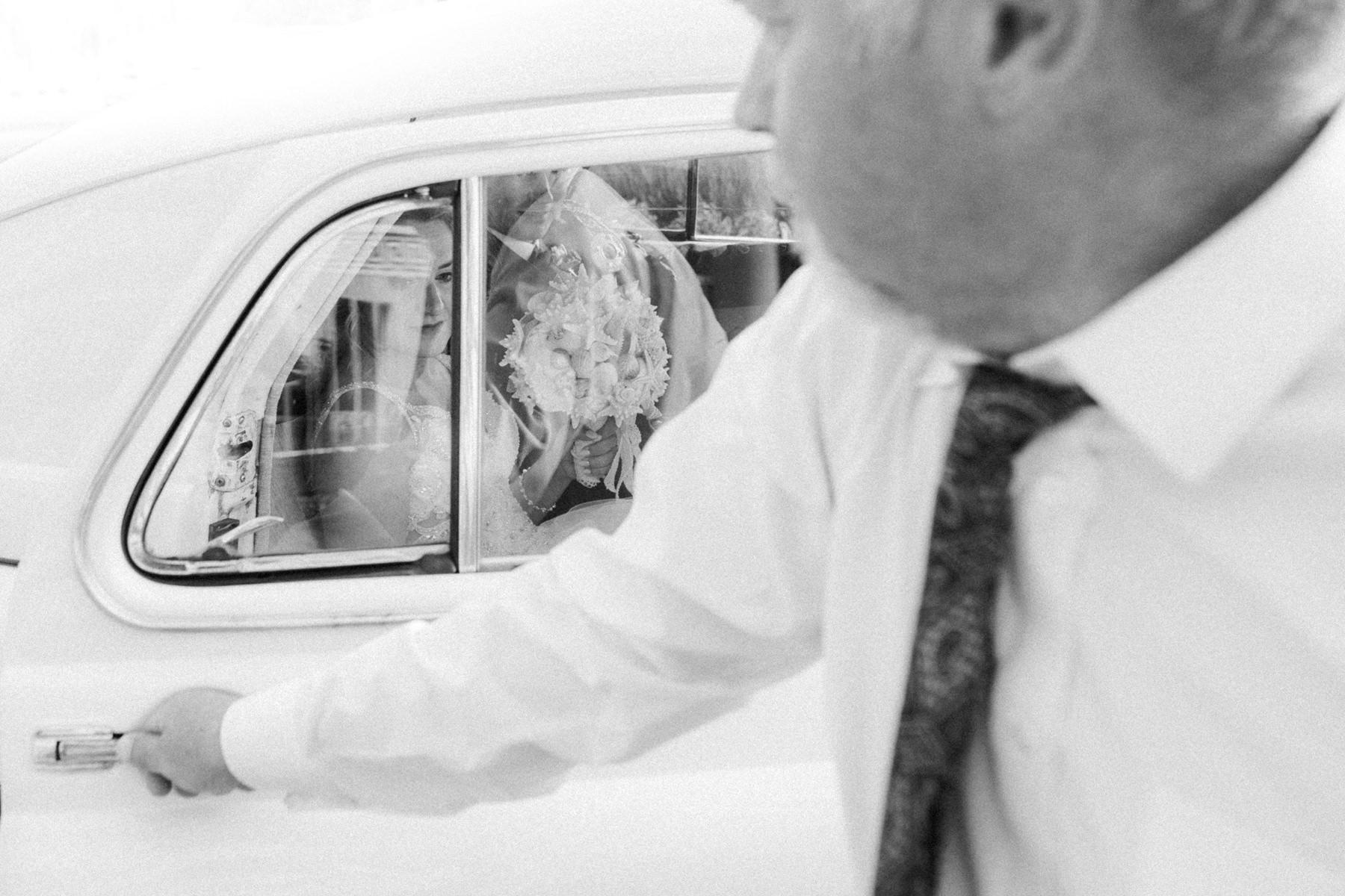 auto warszawa na wesele