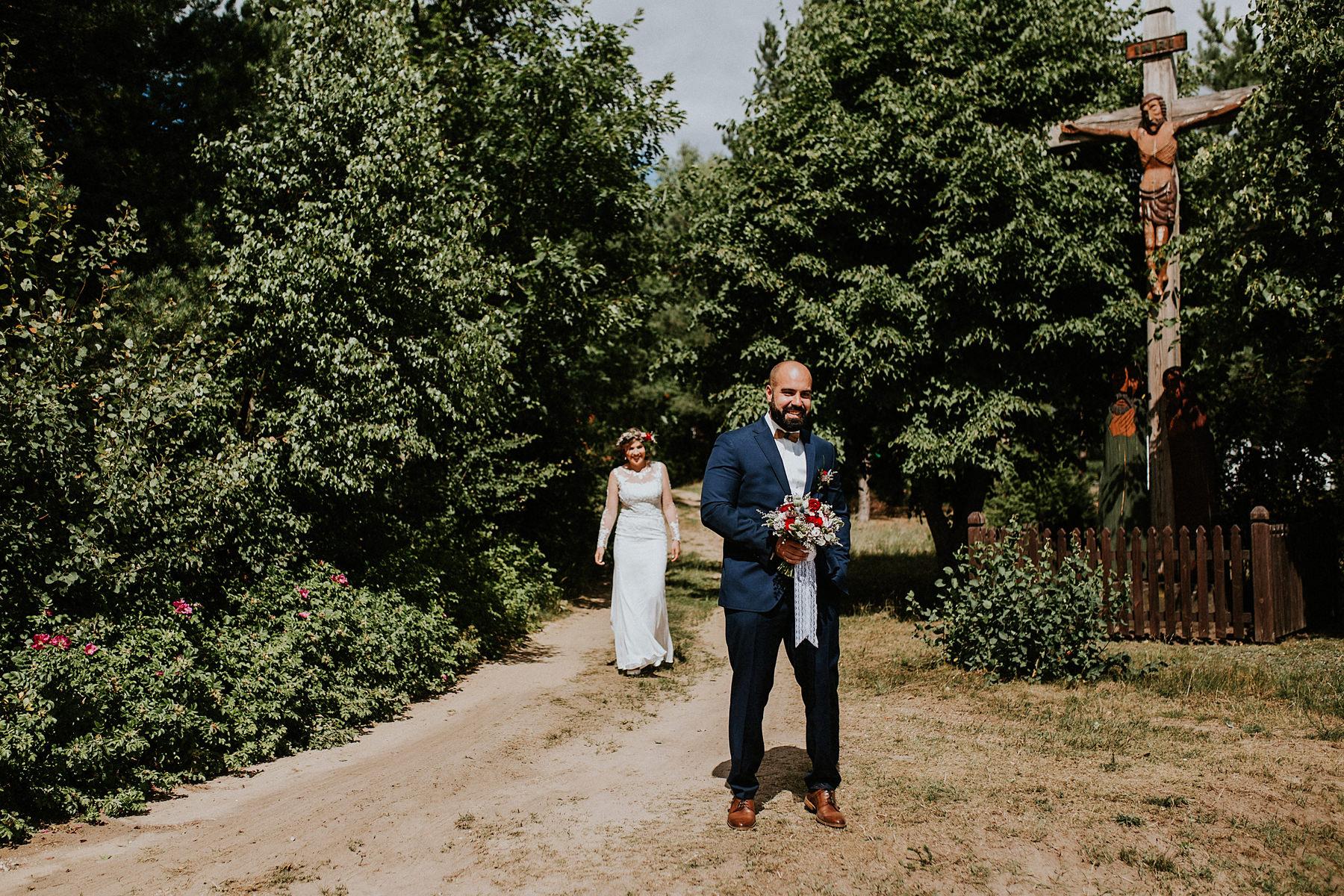 028 Kaszuby Francuski Polish French Wedding Slub Plenerowy Fotograf