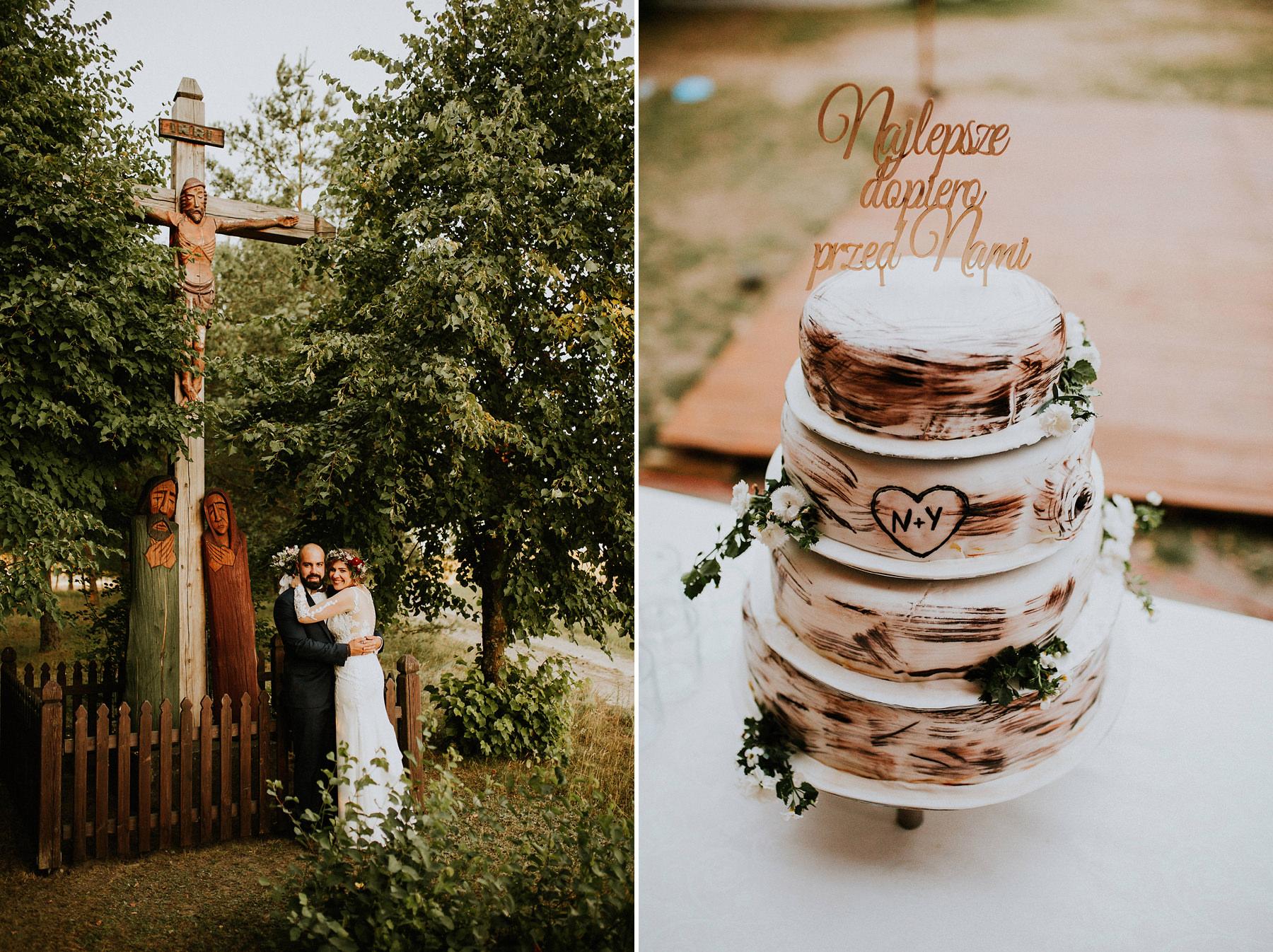 088 Kaszuby Francuski Polish French Wedding Slub Plenerowy Fotograf