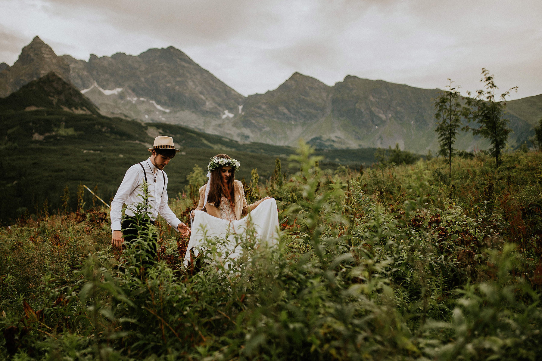 wedding poland tatra mountains