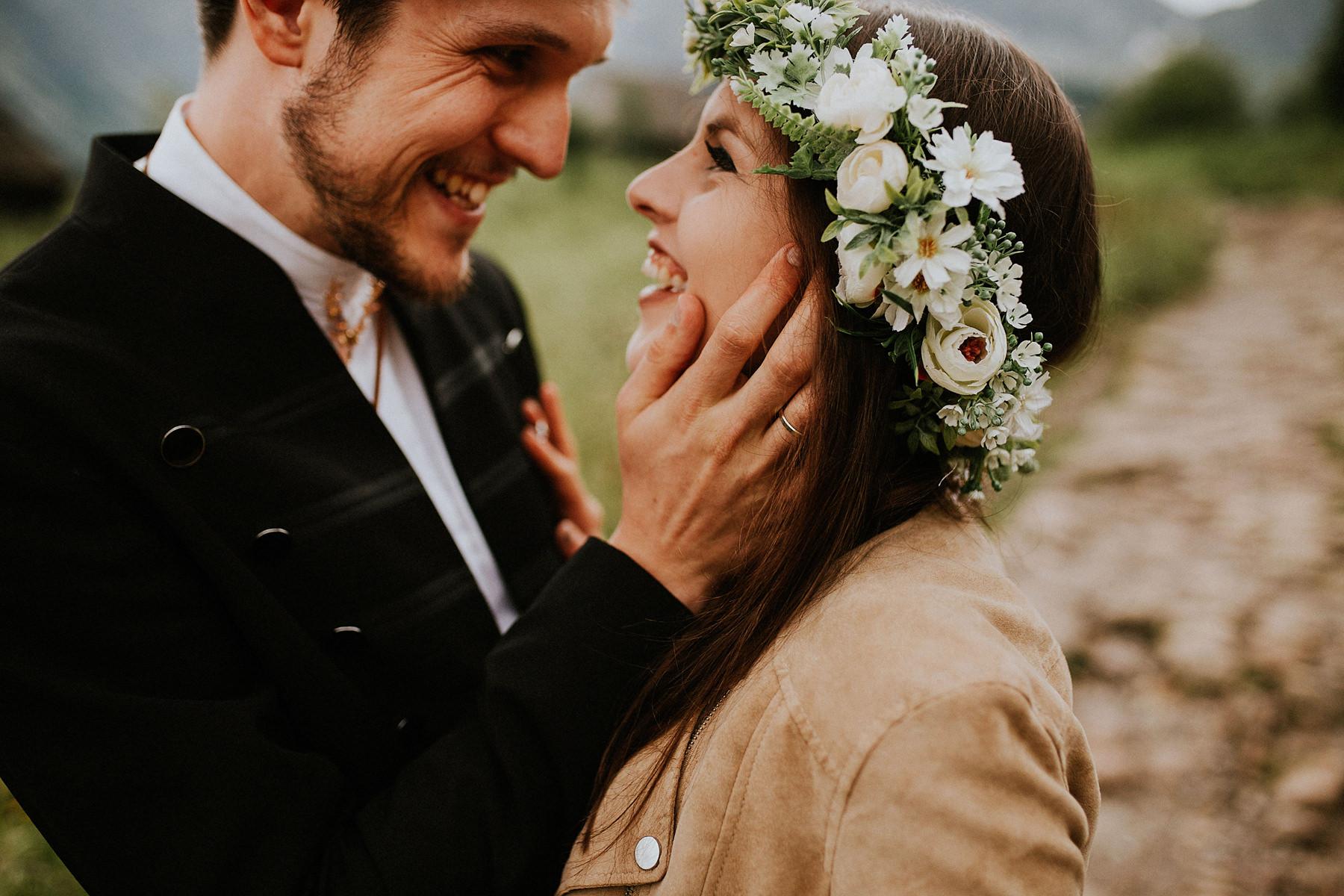 fotograf ślubny zakopane tatry