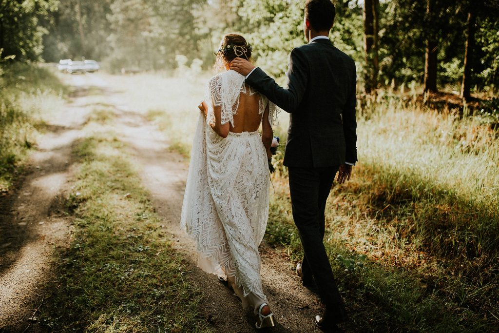 boho wedding Poland
