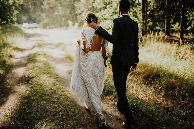 boho wedding Poland