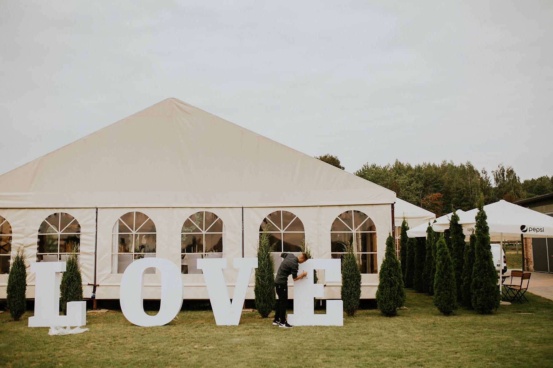 wesele w namiocie zamość