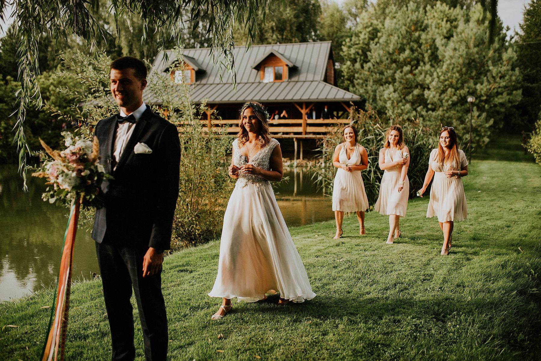 zamojskie rancho debry ślub