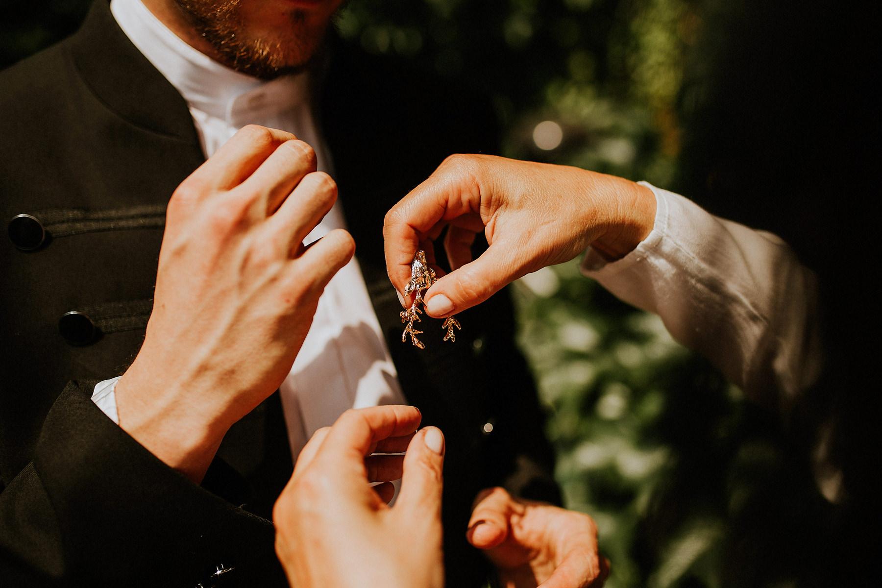co zamiast muchy na wesele