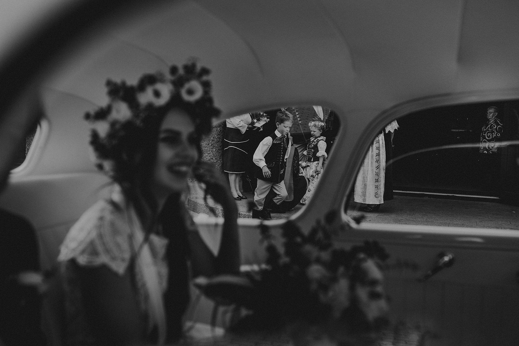 samochod na wesele katowice tychy