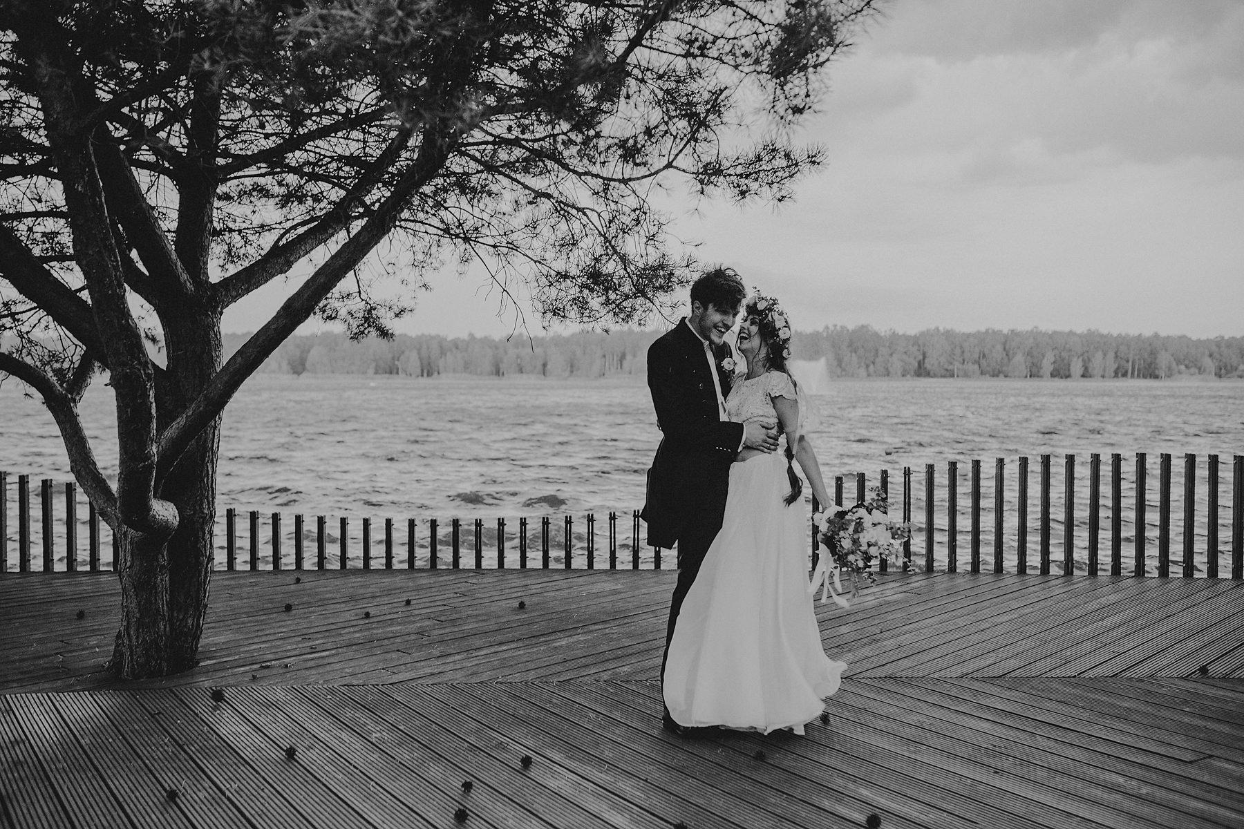 sesja poslubna tychy nad jeziorem