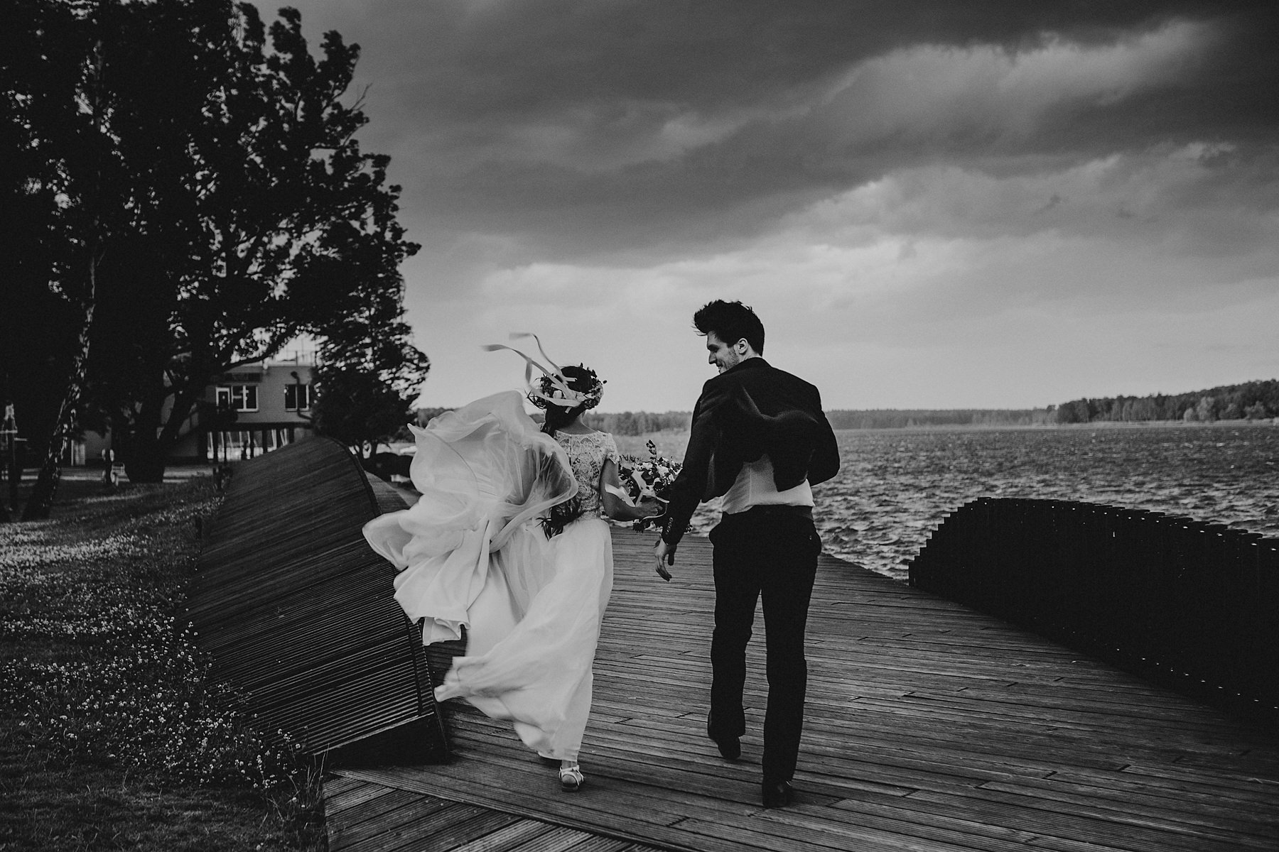 tychy jezioro slub wesele