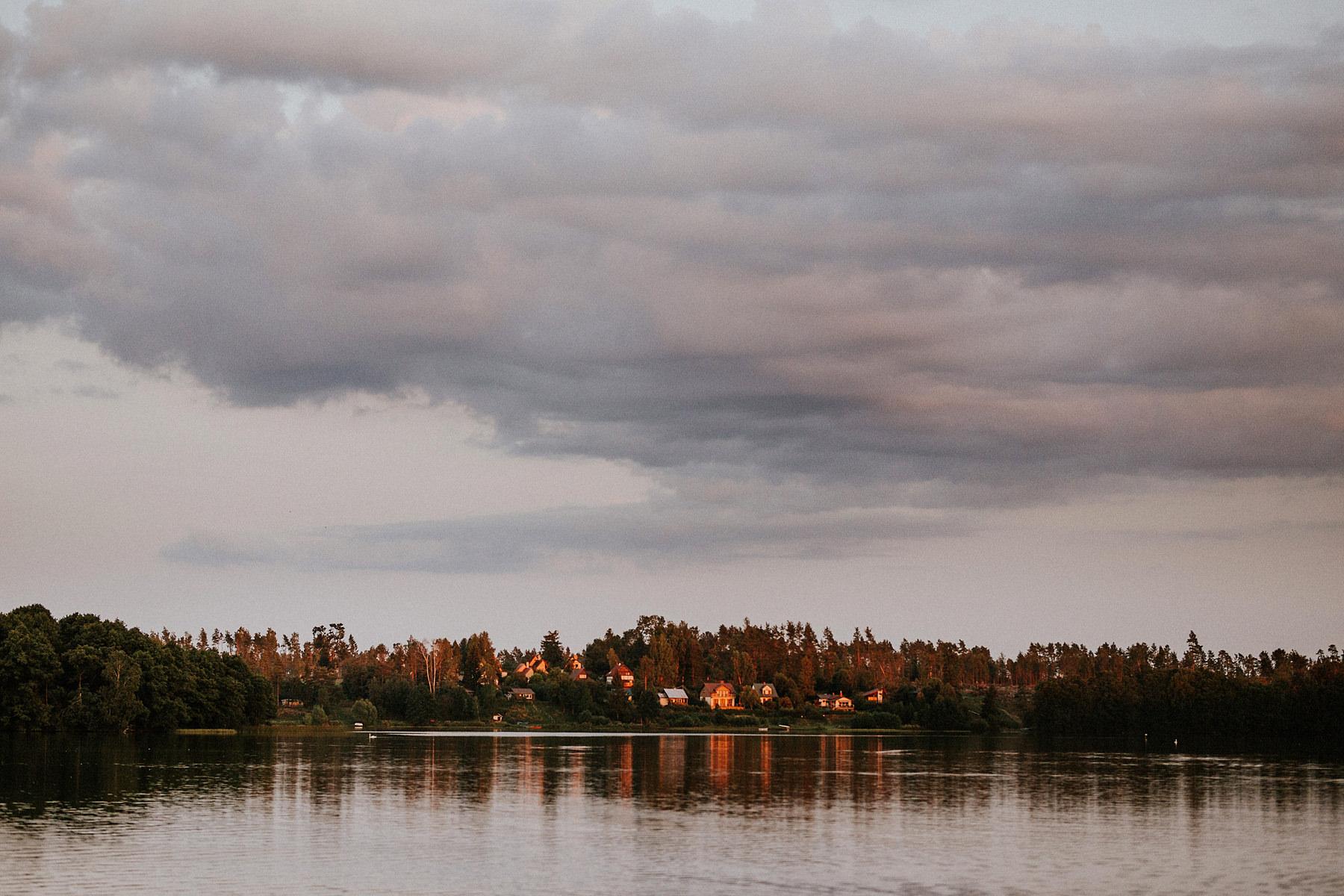 jeziora kaszubskie
