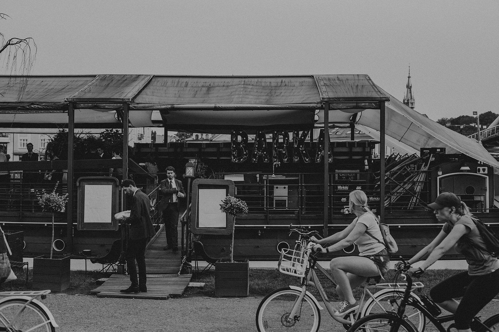 barka w krakowie rejs, fotograf