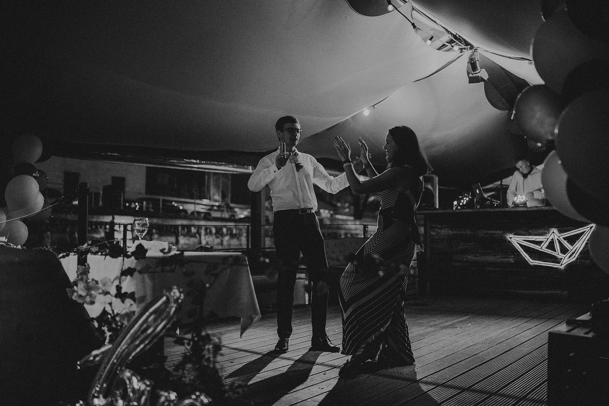 wesele na barce Kraków