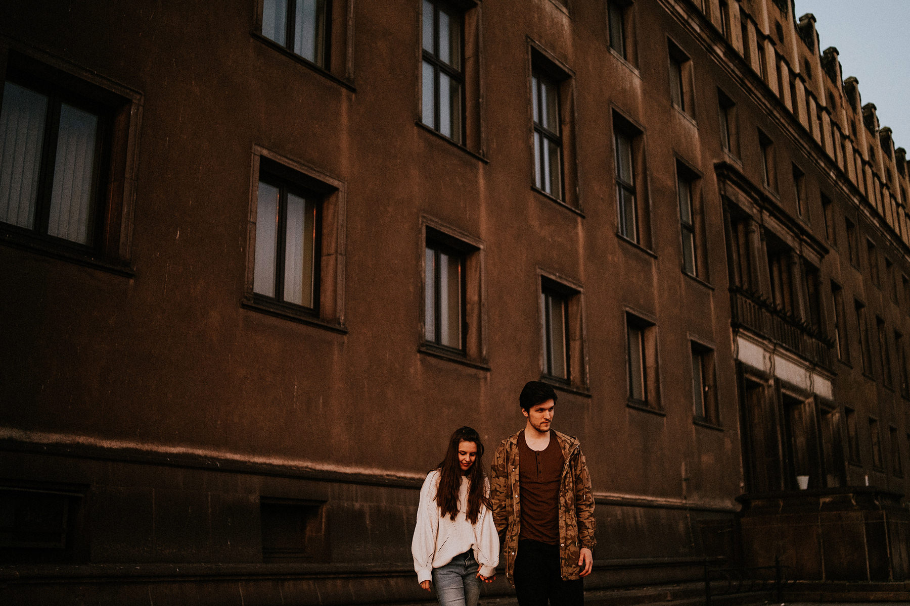 055 sesja fotograficzna nowa huta krakow centrum administracyjne kombinat fotograf slubny karol nycz wedding photography poland