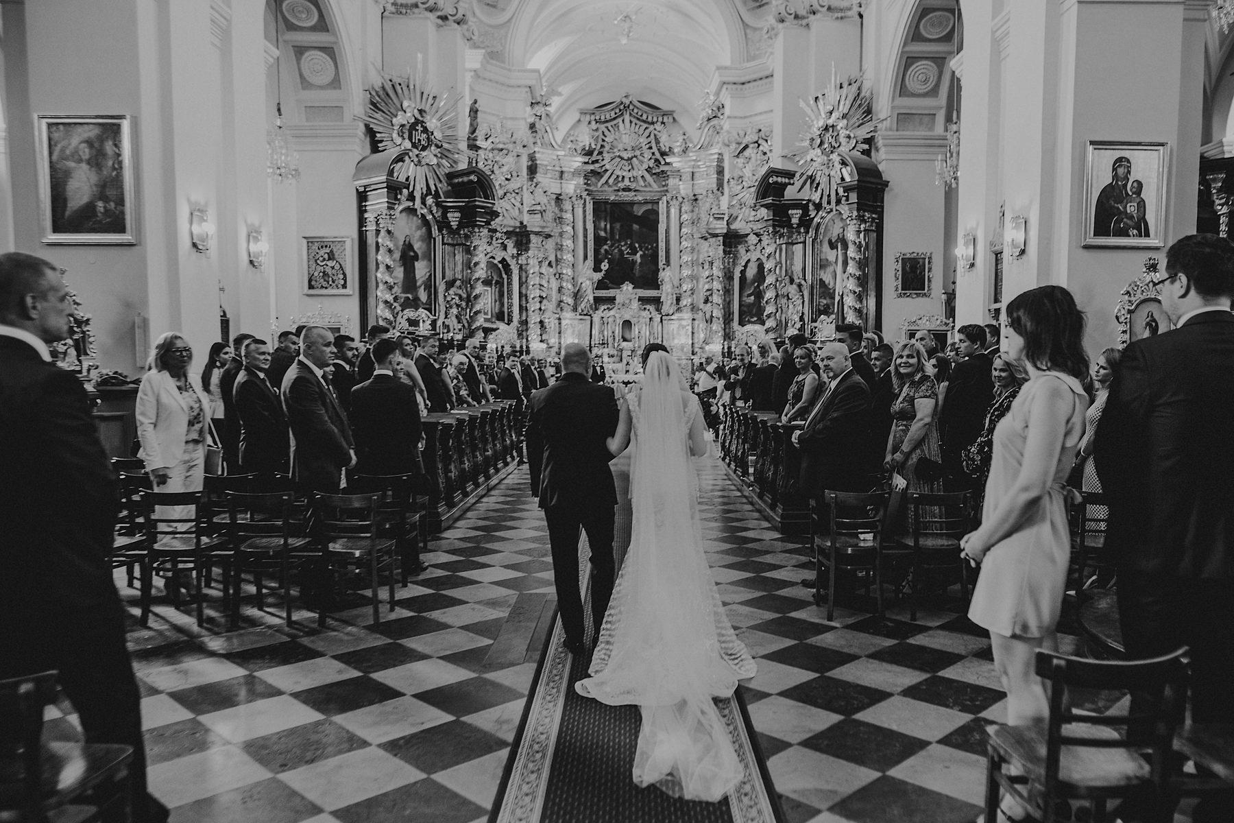 Kościół św. Bernardyna kraków na ślub
