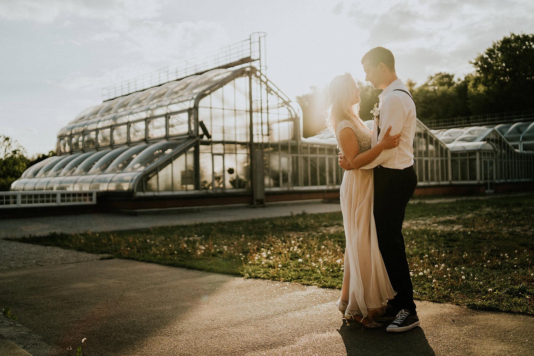 fotograf ślubny kraków sesja poślubna