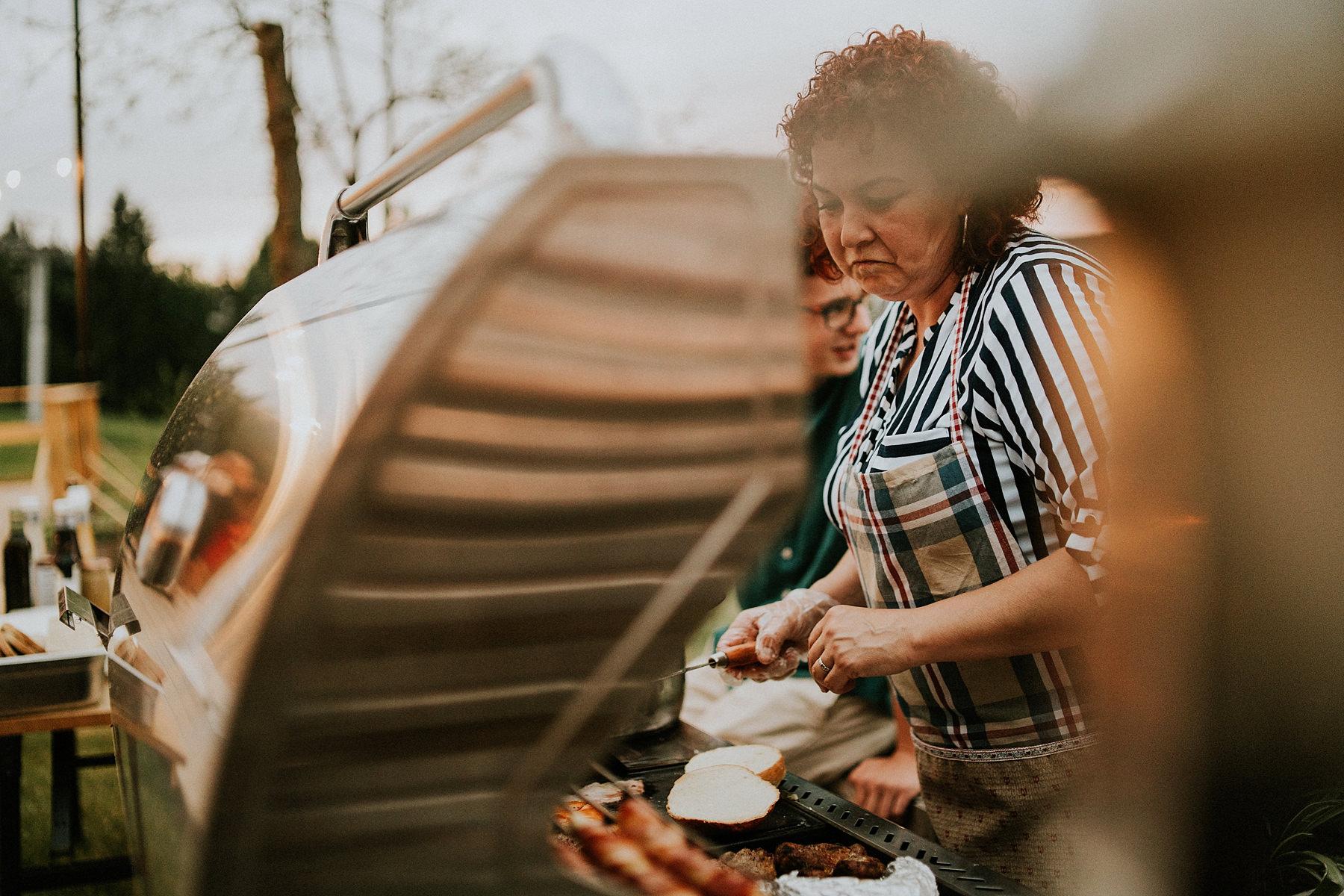 grill na weselu krakow