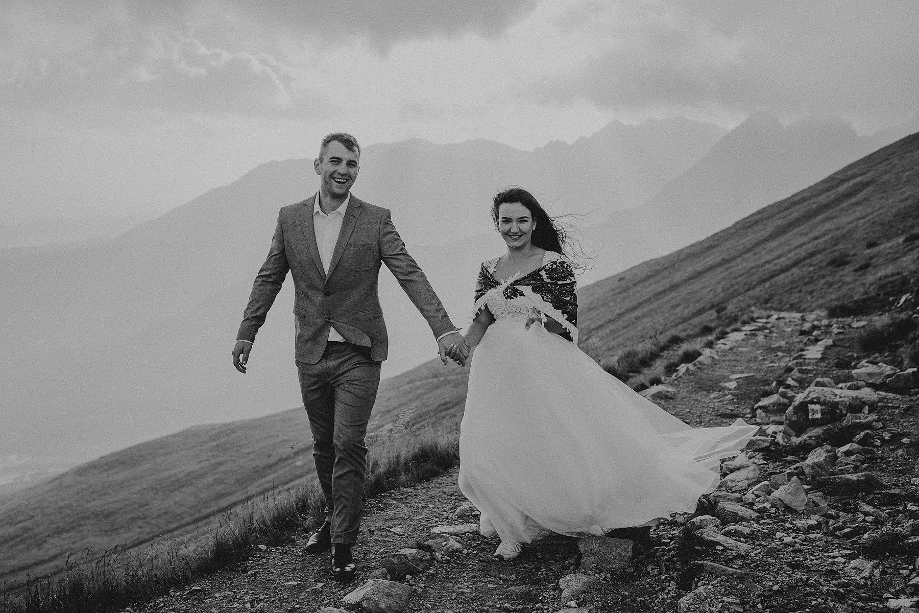 tatry sesja ślubna gdzie