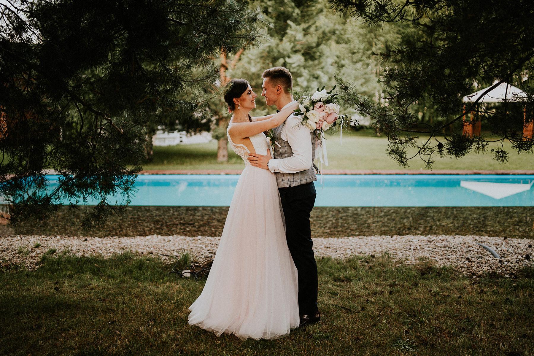 villa omnia ślub plenerowy wesele