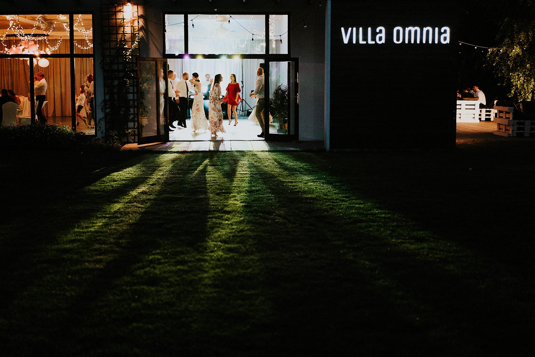 villa omnia wedding