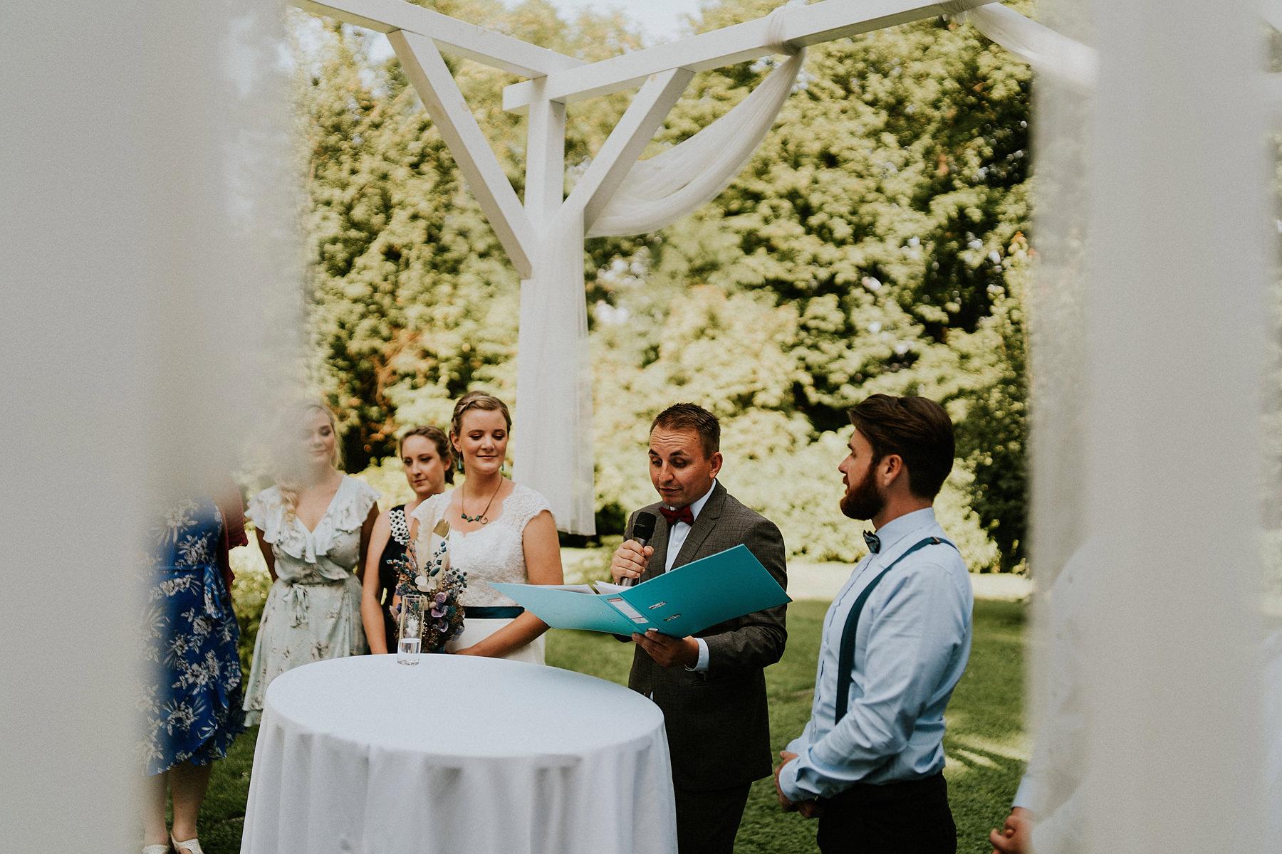 ślub plenerowy pałac żeleńskich