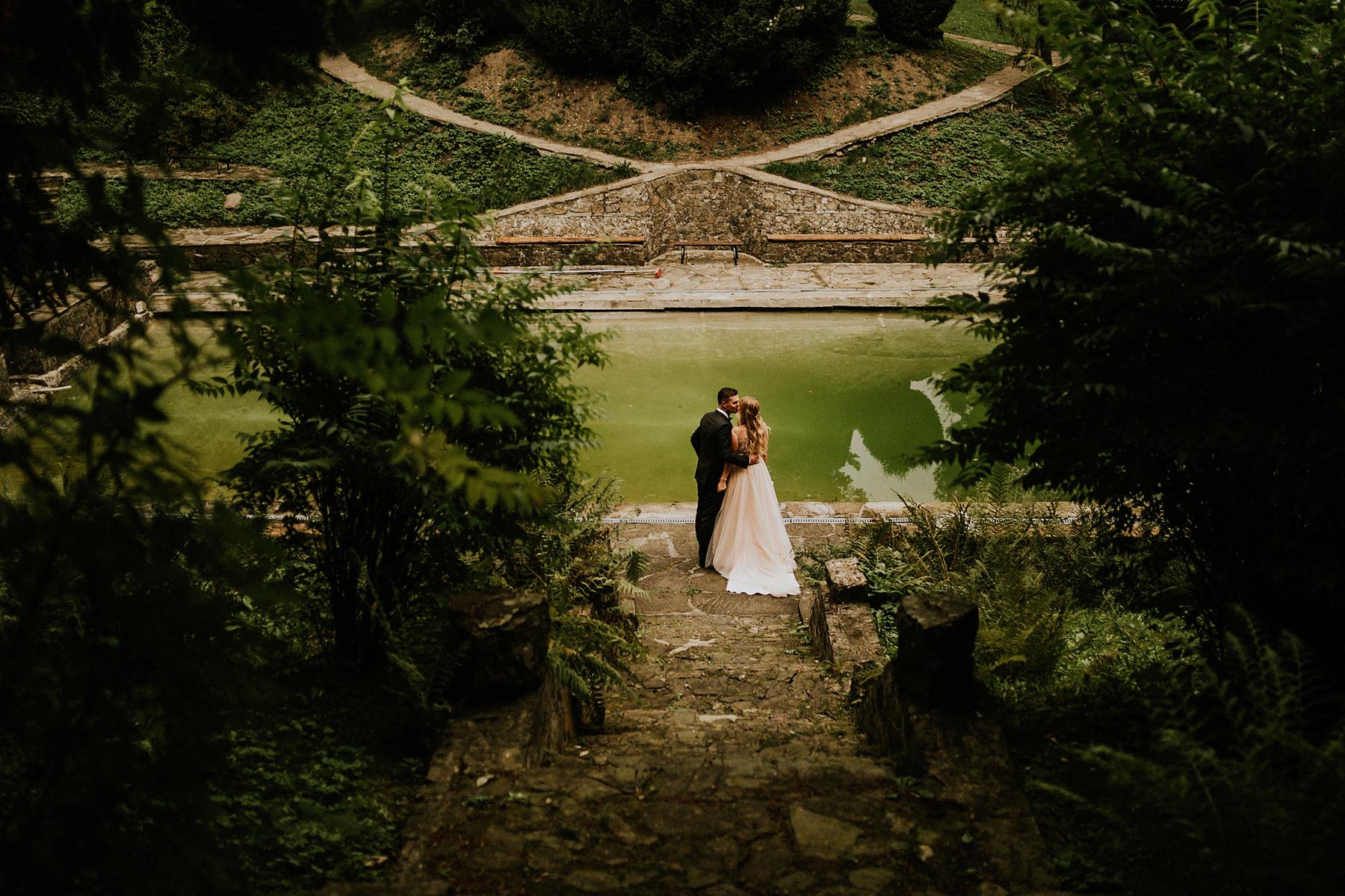 sesja poślubną lanckorona