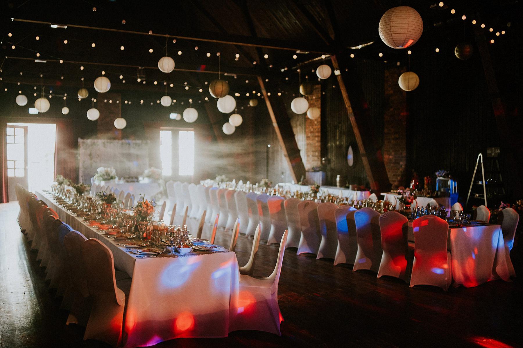 stodoła ciężkowice wesele