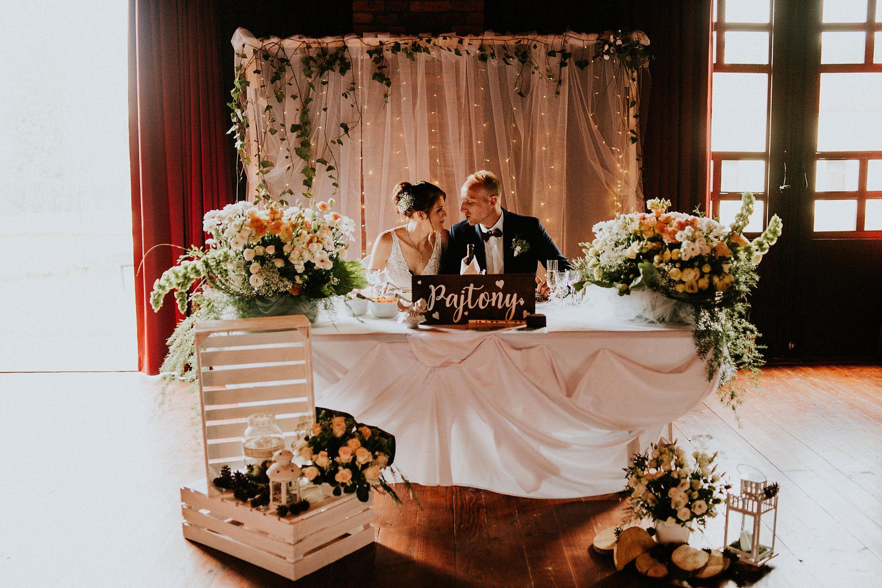 dekoracje ślubne kraków